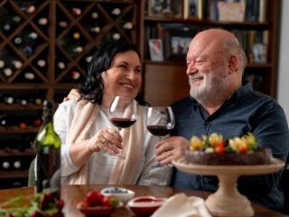 Любовта им - старо вино